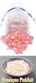 Phyllaile(R)ヒマラヤンピンクソルト